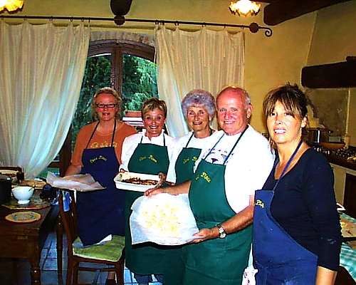 Individual Cooking classes in your Villa