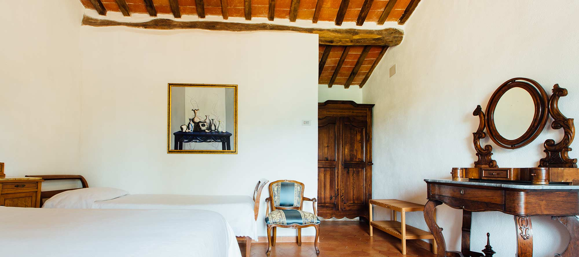 Details Santa Fiore - All Properties in Tuscany